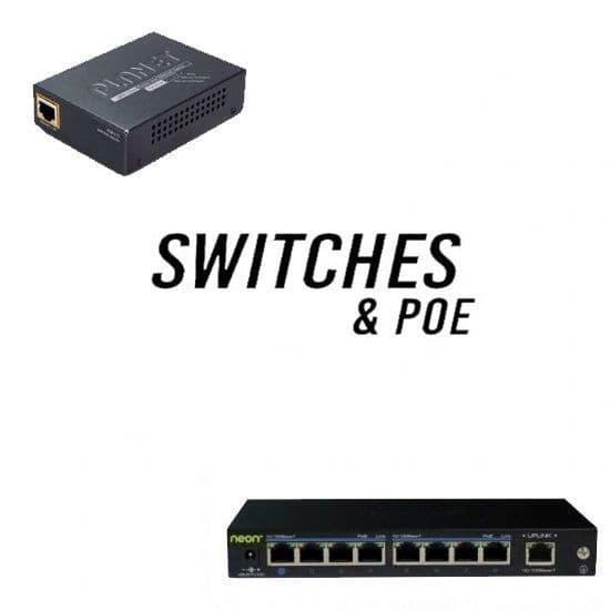 Switches & POE